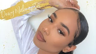 Easy Dewy Makeup Tutorial!