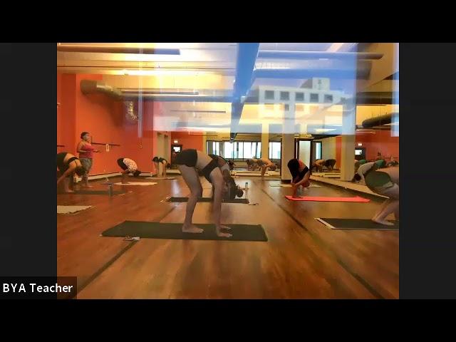 Marita 90 Minute Yoga Class Be Yoga Andersonville