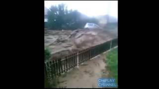 Detik-detik Banjir Bandang | BEncana BAnjir