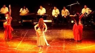 Shahdana, Aaliah y Ambar en el Buenos Aires Oriental bailando Kurd Aza