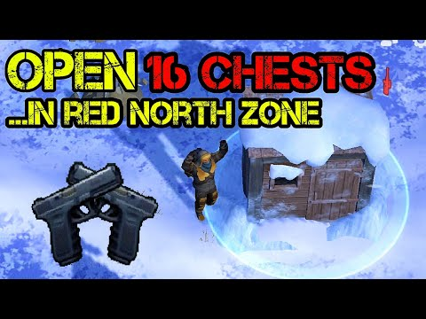"""Open 16 Chests In """"Frost Backwoods"""" To Get Nice Stuff! 