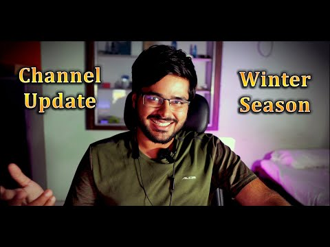 """Channel Update For My Channel """"UDRAWAT"""" 