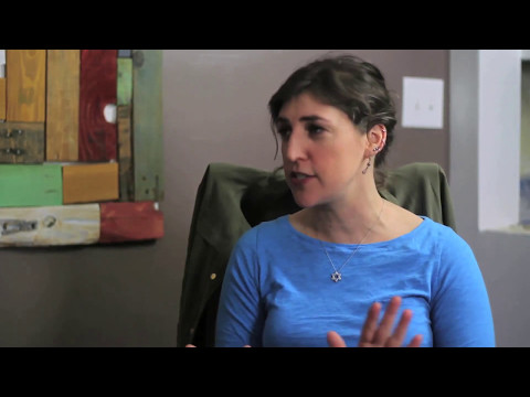 You're Better Than Me: Mayim Bialik