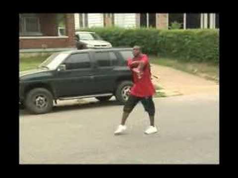 "Lil Buck - Memphis Jookin 2 Young Jai (Jay) song ""Choppin Like Dat "" Song"