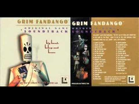 Grim Fandango Soundtrack- 'Casino Calavera'