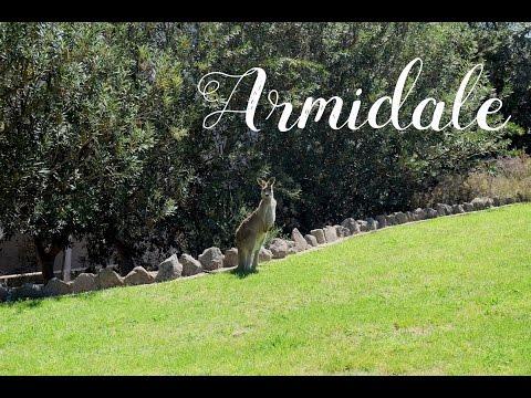 VLOG Australia, UNE Armidale - armidale