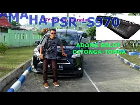 ADONG SOLOT DITONGA TONGA (Karaoke Keyboard )