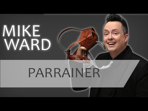 Mike Ward || Parrainer