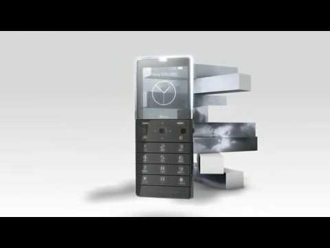 Sony Ericsson Xperia Pureness-Promo Video #2