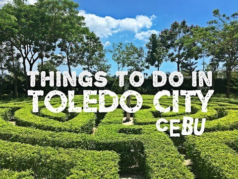 Things to do in Toledo City Cebu - The Labyrinth and More...
