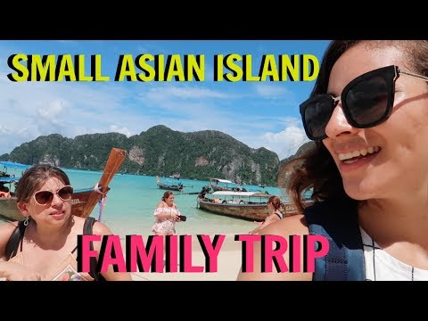 STAYING IN A SMALL ISLAND | Thailand Part 1 (Español CC)