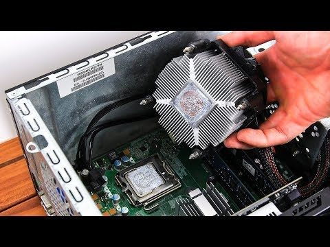 Replacing Old Thermal Paste For Better CPU Performance!