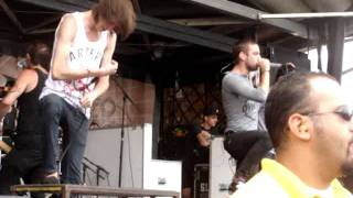 Woe, Is Me - Fame Over Demise Live