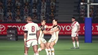 rugby league live 2 gameplay{1}