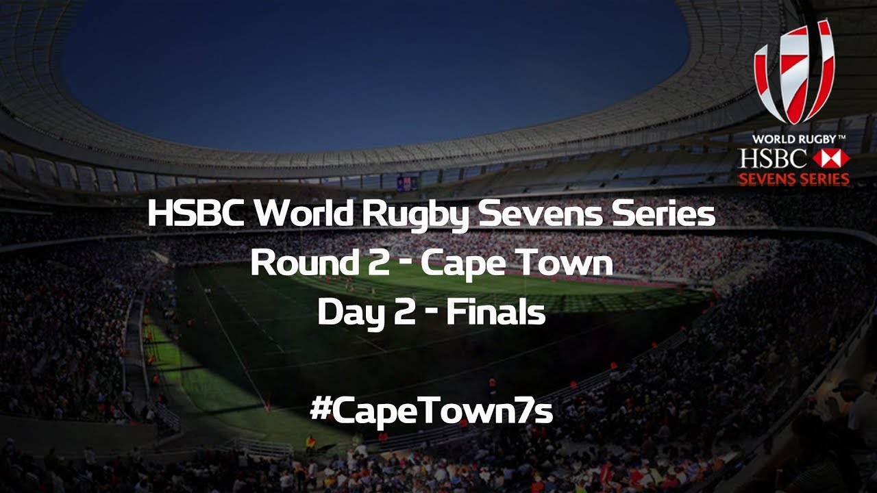We're LIVE for day two of the HSBC World Rugby Sevens Series in Cape Town  #CapeTown7s