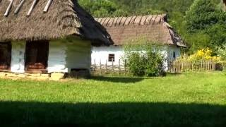 MUZEUM BUDOWNICTWA LUDOWEGO W SANOKU. Cz. 04 - SKANSEN W SANOKU - HD