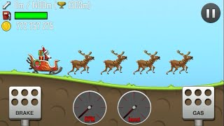 Sleigh - Hill Climb Racing/SLEIGH/ALL UNLOCKED/Gameplay make more fun kid #1