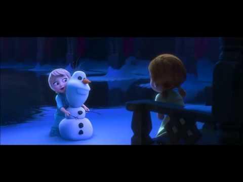 La reine des neiges anna et elsa quand elle m 39 aimait encore avs youtube - Anna elsa reine des neiges ...