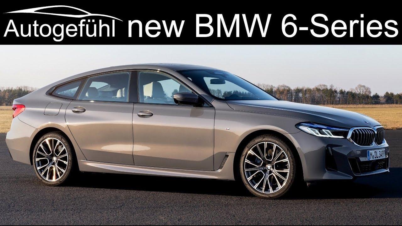 2020 BMW 6 Series Specs