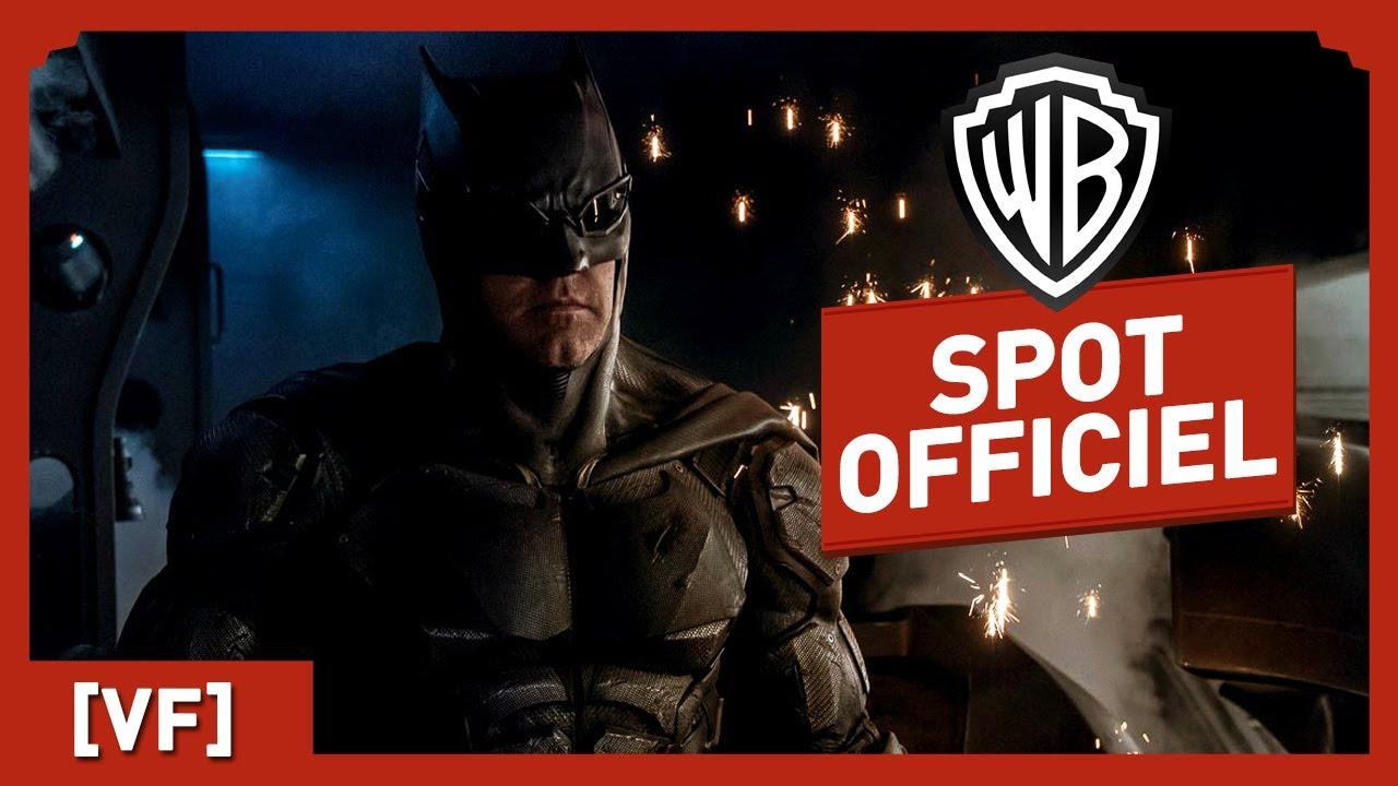Justice League - Spot Officiel (VF)