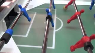 Tischfussball, foosball, tablesoccer, babyfoot, Garlando, Snake, Trickshot, tricks