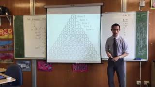 Introduction to Binomial Theorem (1 of 3: Coefficients & Pascal's Triangle)