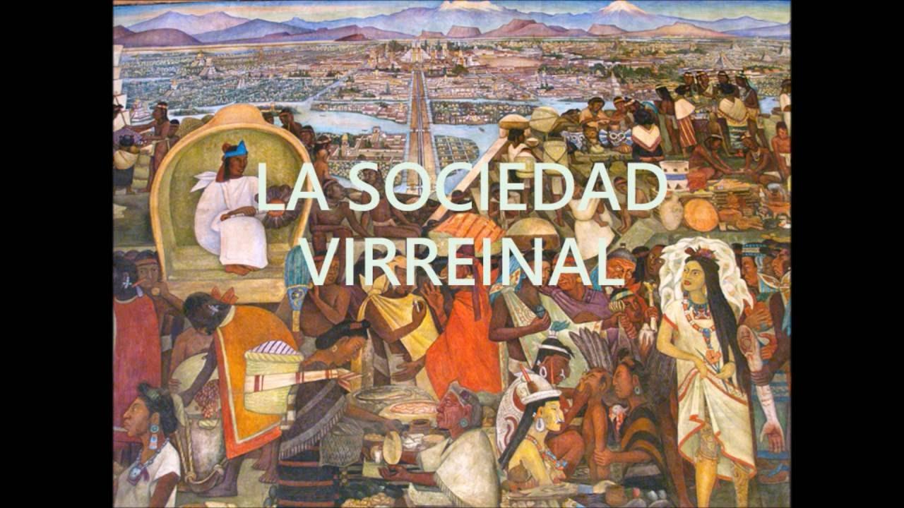 Castas en la nueva España. - YouTube