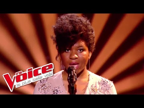 Shaby  - «I Will Always Love You» (Whitney Houston) | The Voice France 2017 | Live