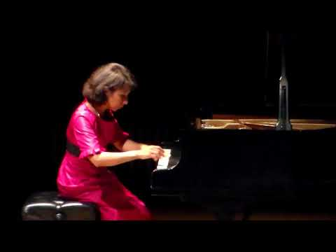 Leticia Gómez-Tagle - Liszt Étude n. 2