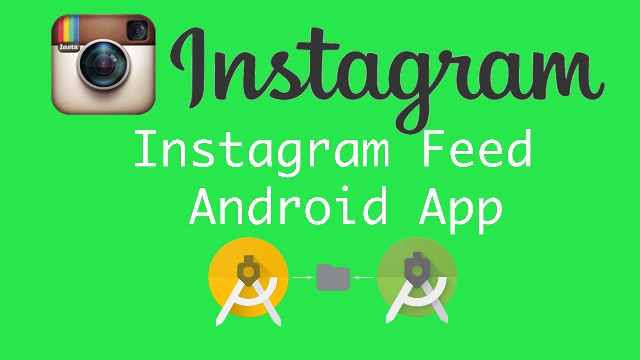Instagram Login and Feed Instagram API Android Studio Part 2