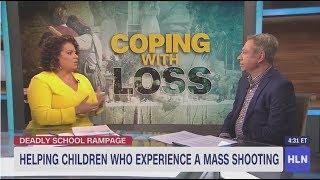 David Kessler   Parkland FL School Shooting   CNN Headline News