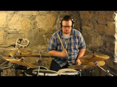 "Greg Rood Percussion - Trombone Shorty ""Here Come The Girls"" (Drum Cover)"