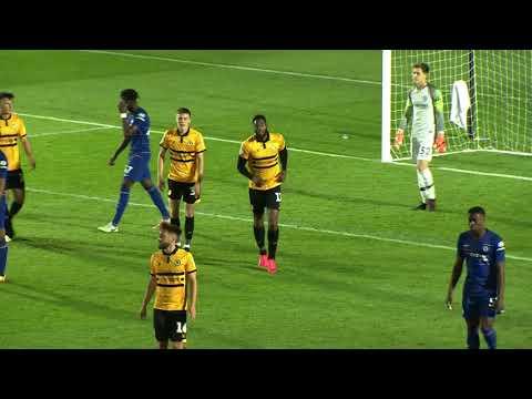 HIGHLIGHTS| Newport County AFC vs Chelsea U21s Checkatrade Trophy