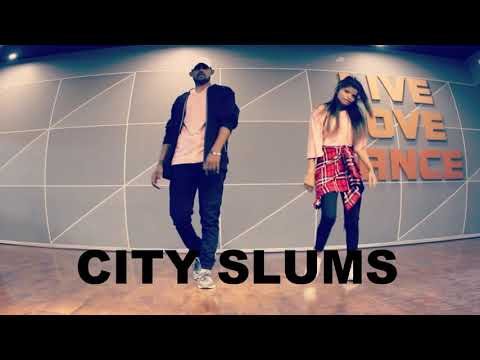 CITY SLUMS/ RITU'S DANCE STUDIO/ HIP HOP/ URBAN