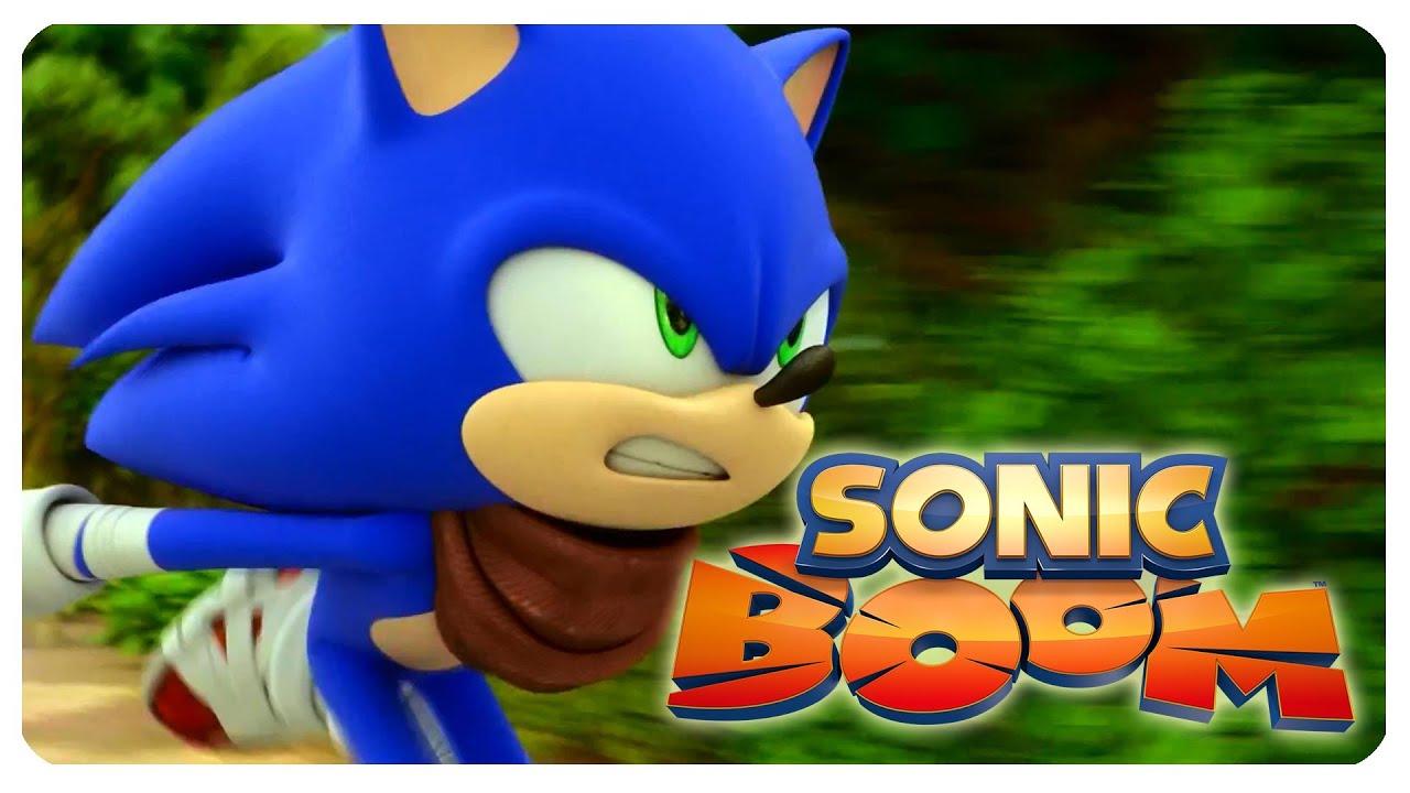 Sonic Boom TV Series - E3 Trailer - YouTube