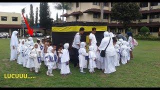 Manasik Haji Anak TK Al Furqon - di Polda Yogyakarta