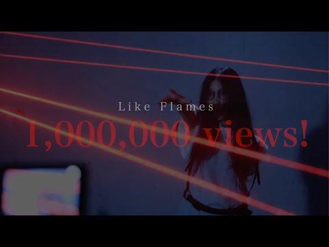 """【転スラOP】""""Like Flames"""" MV 100万回再生記念PV【MindaRyn】"""