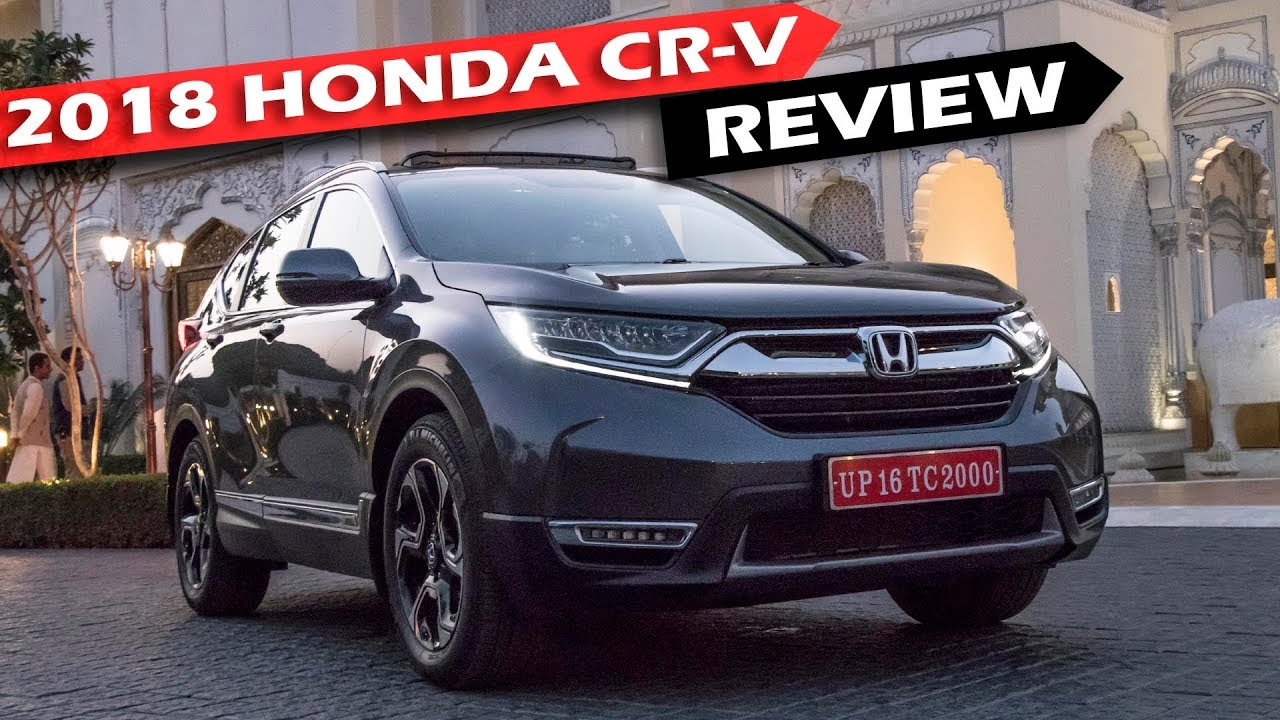 Honda Cr V 2018 Review The Perfect 7 Seater Family Car Youtube