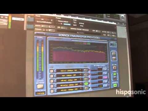El nuevo plugin Pro-Codec de Sonnox y Fraunhofer