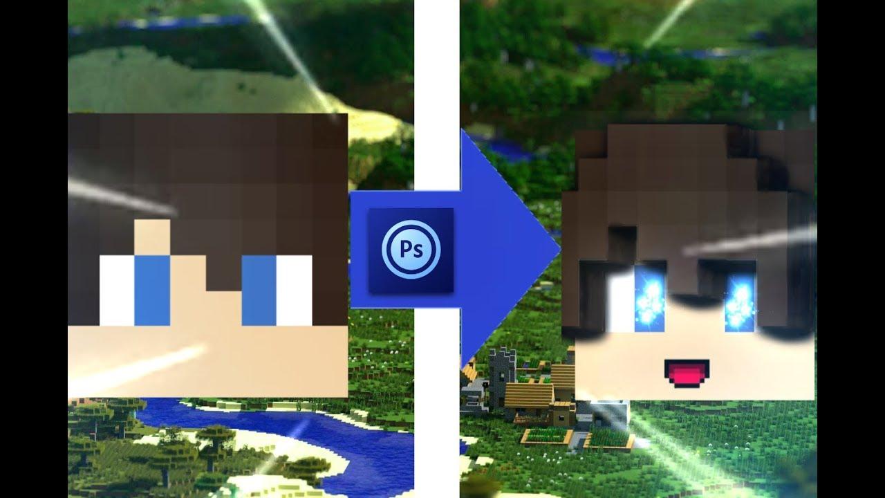 Cách Làm Avatar Minecraft Trên Điện Thoại Đơn Giản Và Đẹp
