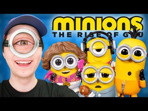Minions: The Rise of Gru Funko Pop Hunting