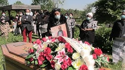 Les obsèques de Bienvenu MOUNOUNDZI NDJOMBOS au cimetière de Grigny