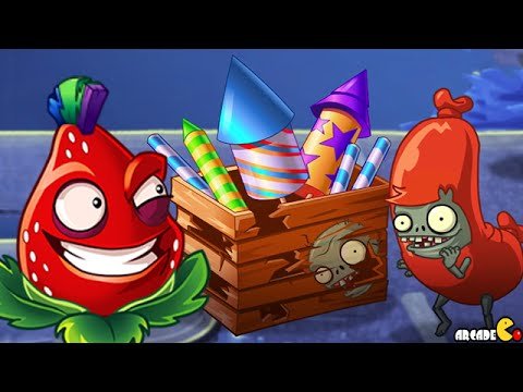 Plants Vs Zombies 2 - NEW UPDATE Summer Nights Trailer!
