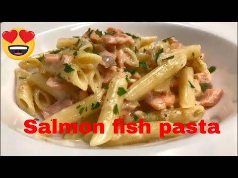 Perfect  Smoked Salmon  Pasta With Italian Way