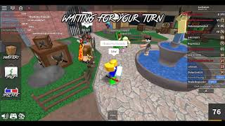 AJAY IS BACK!!!!! (Roblox Mm2)