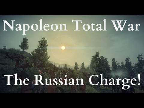 Napoleon Total War Online - The Russian Charge!
