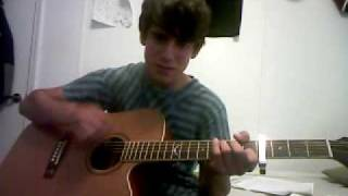 Zero Gravity David Archuleta Acoustic Cover Version