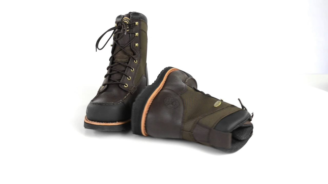 "Irish Setter Upland DSS King Toe Hunting Boots - Waterproof, 9"" (For ... Irish Setter Upland Boots"
