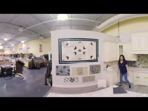 Nadine Floors Plano Texas Flooring Showroom 360 Virtual Reality Video