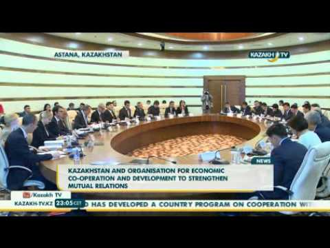 Kazakhstan and Organisation for economic co-operation